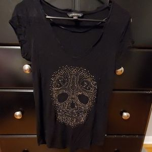 Rock and Republic Skull shirt